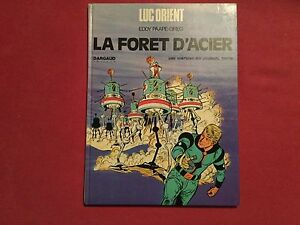 Paape-Luc-Orient-n-5-La-foret-d-039-acier-EDITION-ORIGINALE-excellent-etat