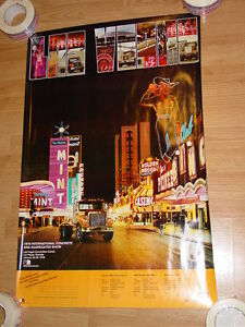 Vintage 1978 white motor trucks las vegas nevada poster for Ebay motors las vegas