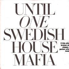 SWEDISH HOUSE MAFIA Until One UK 24-tk numbered/watermarked promo test CD sealed