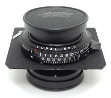 Schneider APO-Symmar 180mm F5.6 MC Lens. Toyo Board For 4x5 Camera