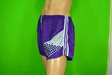 ADIDAS Glanz Nylon Shorts!!!  Vintage Short Sporthose Lila-Gr.:XL-8    (680)