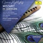 """Mozart: Die Zauberfl""""te [Highlights] (CD, Jan-2014, Deutsche Grammophon)"""