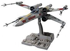 Star Wars X- wing starfighter 1/72 scale plastic model