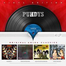 PUHDYS - PUHDYS VINYL EDITION (AMIGA LP BOX)  4 VINYL LP NEU