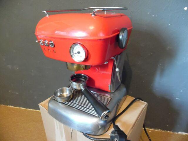 Ascaso Dream Espressomaschine Kaffeemaschine rot  Defekt, Bastler, Ersatzteile
