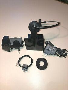 Plantronics Cs540 Wireless Headset Hl10 Lifter Headband New Battery 17229134768 Ebay