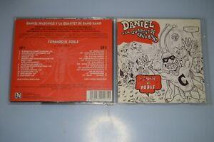 Daniel-Higienico-Y-La-Quartet-De-Bano-Band-Flipando-el-doble-CD-Album