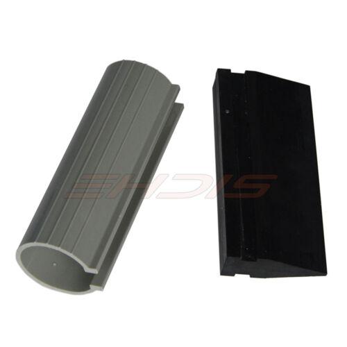 Turbo Squeegee Black Soft  Rubber Blade Water Wiper Scraper Window Tinting Clean