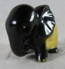 Kleiner Elefant als Streichholzhalter von Goebel. ca. 4,5cm hoch. 50er Jahre.