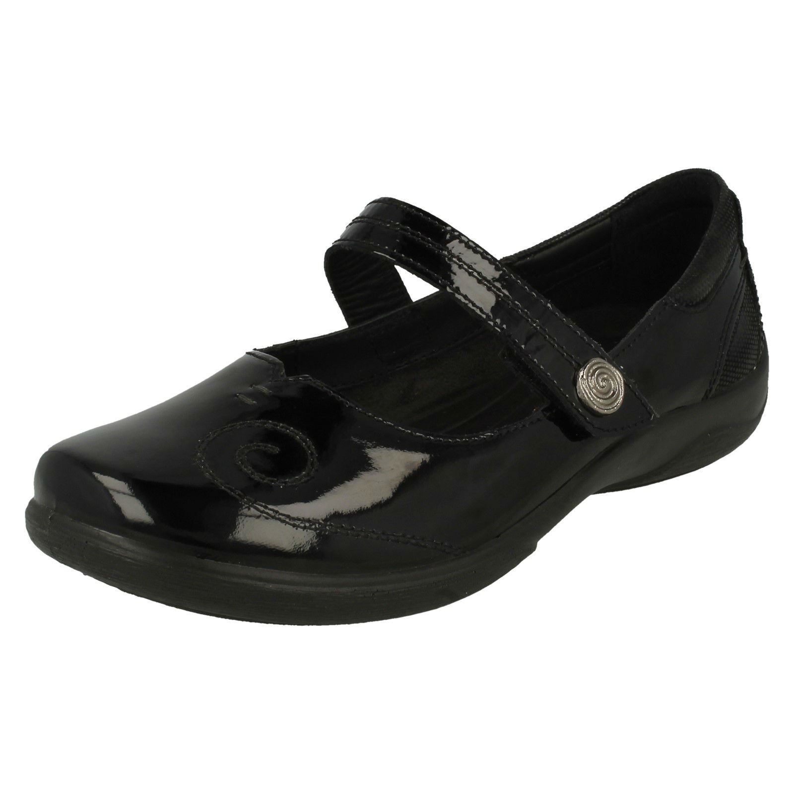 Ladies Padders Dual Fitting Mary Jane Styled shoes - Lyric