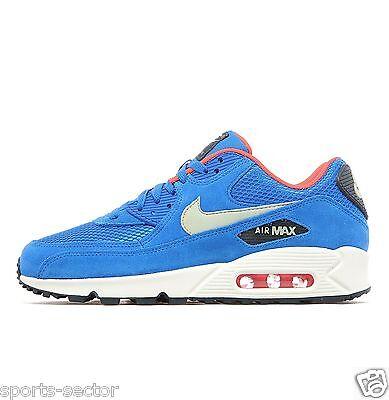 air max 90 essential electric blue
