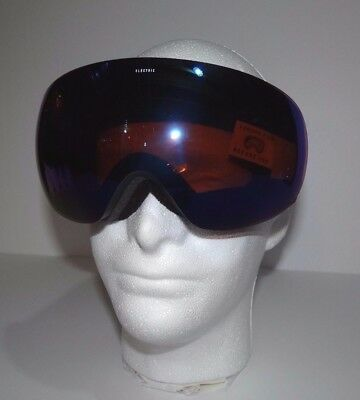 NEW Electric EG3.5 mens womens spherical ski snowboard goggles lens 2016 Rt$220