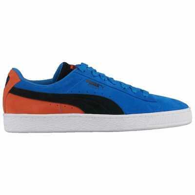 timeless design 57caa e12e2 PUMA Suede Classic Blue/Red/Black Men's 36534769   eBay