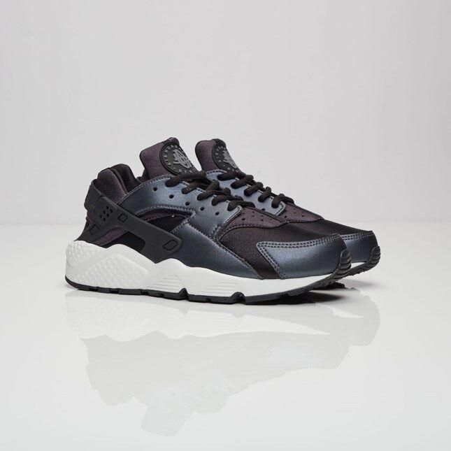 Nike Air Huarache Run SE 859429-001 Metallic Hematite Women Size US 5 NEW