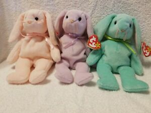 Rare Find Hippity Hoppity Floppity Beanie Babies All 3 Have The Same Errors Ebay Listen to hippity hoppity in full in the spotify app. details about rare find hippity hoppity floppity beanie babies all 3 have the same errors