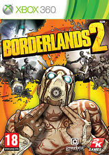 BORDERLANDS 2                   -----   pour X-BOX 360  // FC