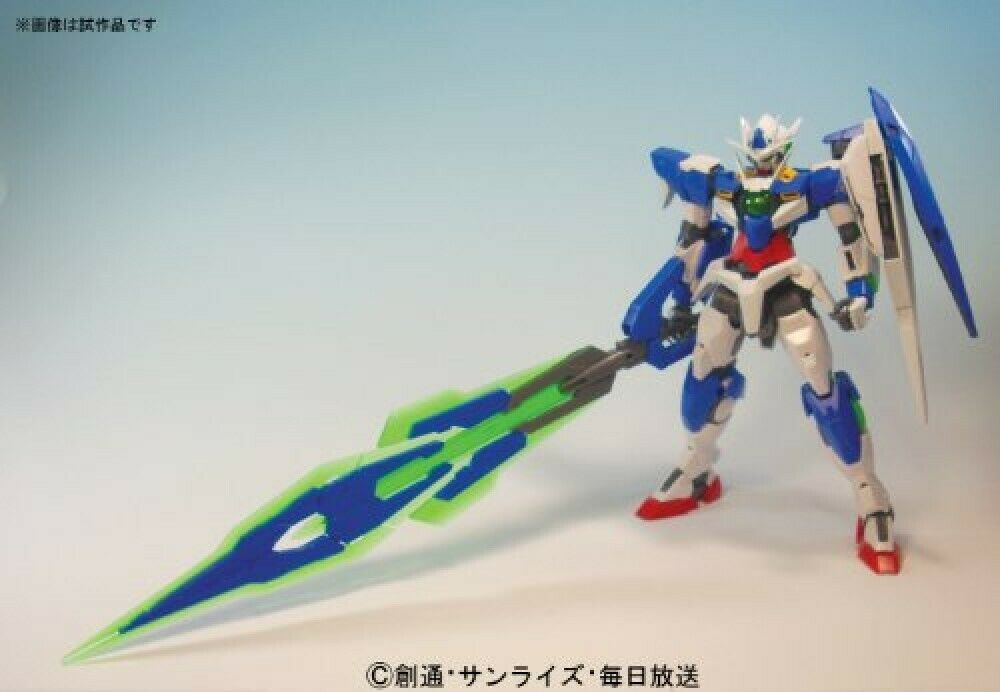 BANDAI MG 1  100 GNT -0000 QAN [T] Plastic modellllerler Kit Gundam 00 Movie från japan