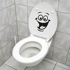 Smiley-Face-WC-Toilet-Decal-Mural-Art-Decor-Funny-Bathroom-Sticker-Vinilo-VP