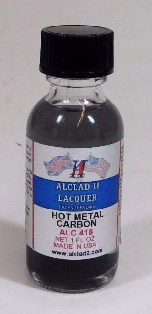 G JIM61661 ALCLAD II METAL PALE BURNT METAL 8218