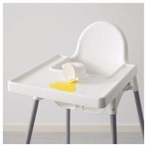 Détails Sur Antilop Bébé Enfants Chaise Haute Ceinture De Sécurité Bac D Alimentation Ikea Afficher Le Titre D Origine
