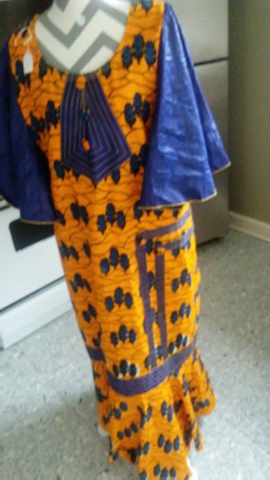 African Dress New without tags