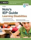 Nolo's IEP Guide: Learning Disabilities by Lawrence M Siegel (Paperback / softback, 2014)