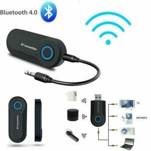 Bluetooth-4-0-Transmitter-Audio-BT400-Wireless-Adapter-TV-A2DP-Jack-3-5mm-C0X1
