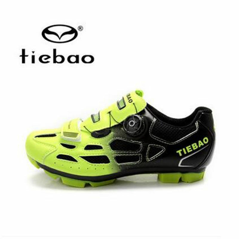 TiebaoCycling shoes Mountain Bike Bicycle shoes For Shimano SPD System