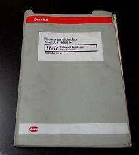 Werkstatthandbuch Audi A4 B5 Fahrwerk Frontantrieb und Quattro ab 1995