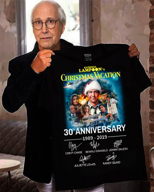 National Lampoon's Christmas Vacation 30th Anniversary T