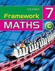 Framework Maths: Year 7 Core Students' Book by David Capewell (Paperback, 2002)