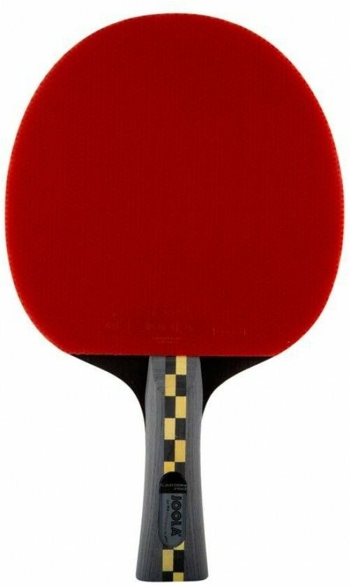 Carbon Pro 5 Table Tennis Bat - Real Competition Rubbers,INTENSIVE Table Tennis