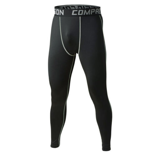 Men/'s Compression Legging Athletic Gym Base Couches Moisture Wicking Bottoms Camo