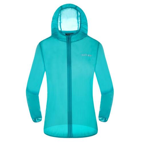Womens Wind Jacket Lightweight Cycling Windshell Running Windbreaker Sportswear