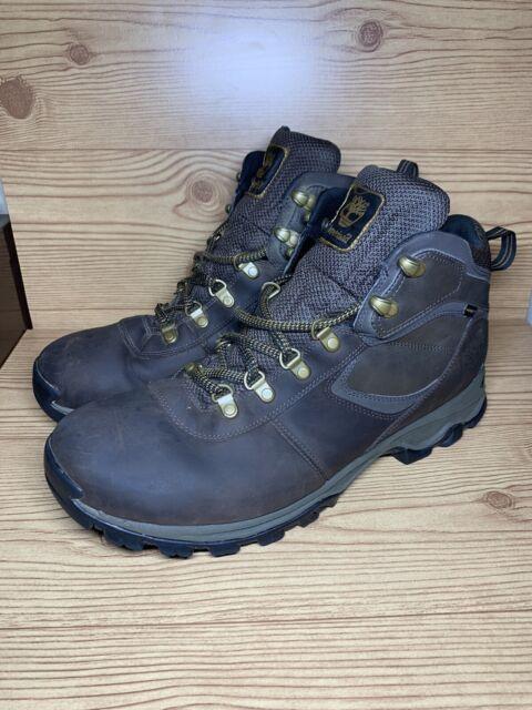 Timberland Men's Mt. Maddsen Mid Waterproof Hiking Boot 2730R Brown 13W