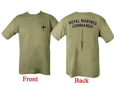 ROYAL MARINES COMMANDO T-SHIRT