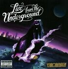 Live from the Underground [PA] by Big K.R.I.T. (CD, Jun-2012, Def Jam (USA))