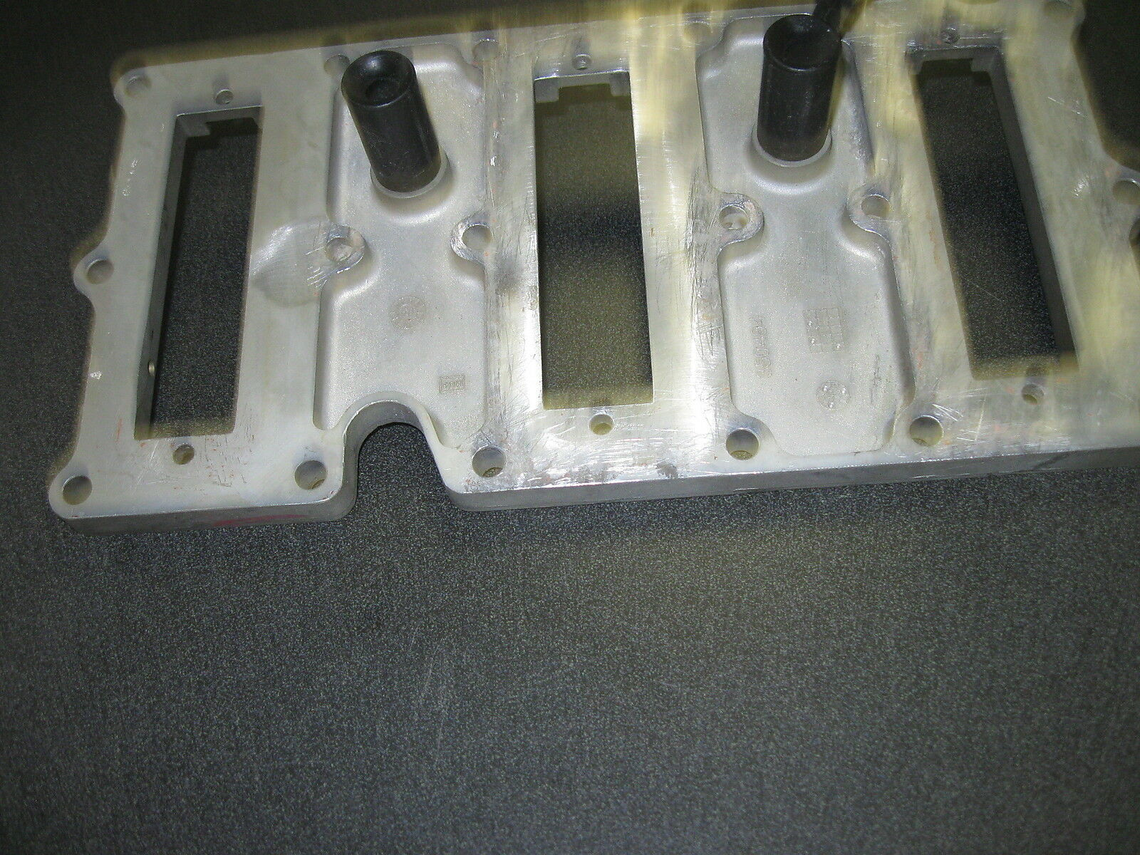 Evinrude Evinrude Evinrude Outboard 75HP E-Tec Reed Platte Montage Teilenummer 5005282 5537bd