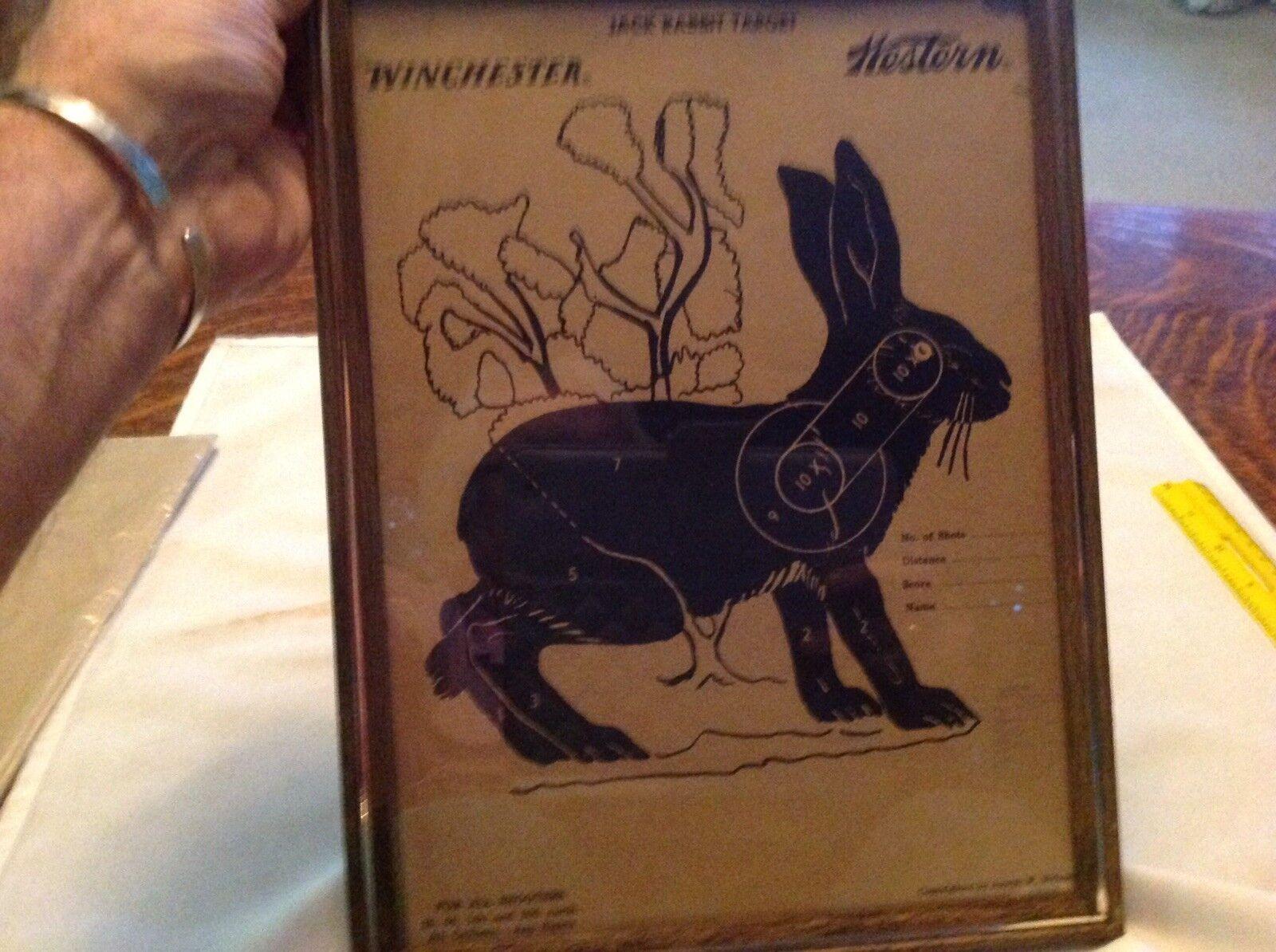 Winchester & Western Vintage Jack Conejo de destino
