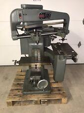 Gorton Pantograph Model P1 3 Engraving Machine Tracer Mill Machinist