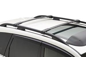 Image Is Loading 2014 2017 Subaru Forester OEM Aero Cross Bars