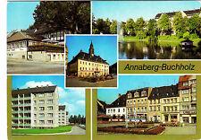 Anna Berg-Buchholz, DDR, AK – ungelaufen -