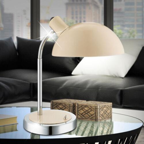 Design Tisch Beleuchtung Steh Lampe Arbeits Zimmer Lese Licht Strahler flexo E14