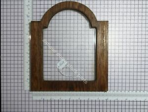 ORIGINAL-FRONT-DOOR-WITH-GLASS-HOOD-WARMINK-FRIESIAIN-TAIL-WALL-CLOCK