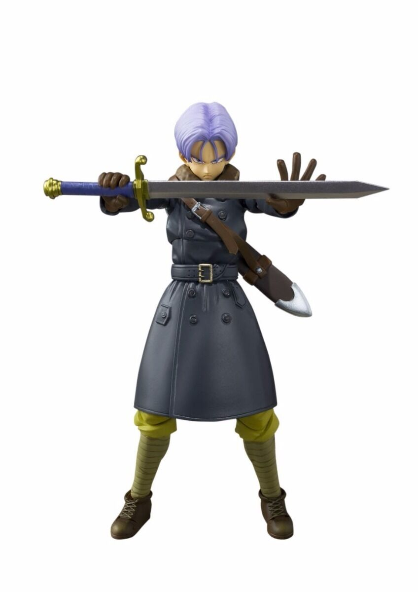S.H.Figuarts Dragon Ball TRUNKS XENOVERSE Edition Action Figure BANDAI NEW F/S