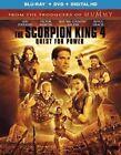 Scorpion King 4 Quest for Power - Blu-ray Region 1 Ship
