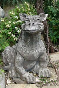 Gartendeko-Figur-Skulptur-Gargoyle-034-CHEEZY-034-Pheeberts-by-Fiona-Scott-Steinguss