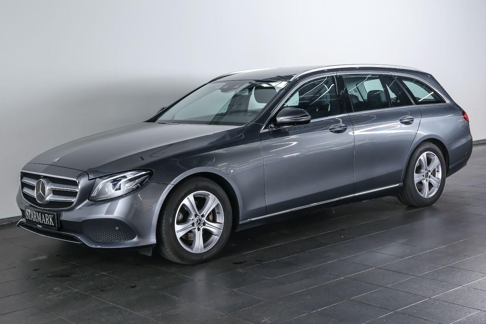Mercedes-Benz E200 2,0 Avantgarde stc. aut.