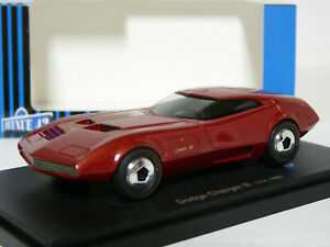 Avenue-43-60012-1-43-1968-Dodge-Charger-III-Concept-Resin-Model-Car