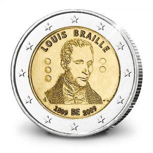 **  2 EURO COMMEMORATIVE - BELGIQUE 2009
